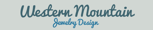 Western Mountain Jewelry Design